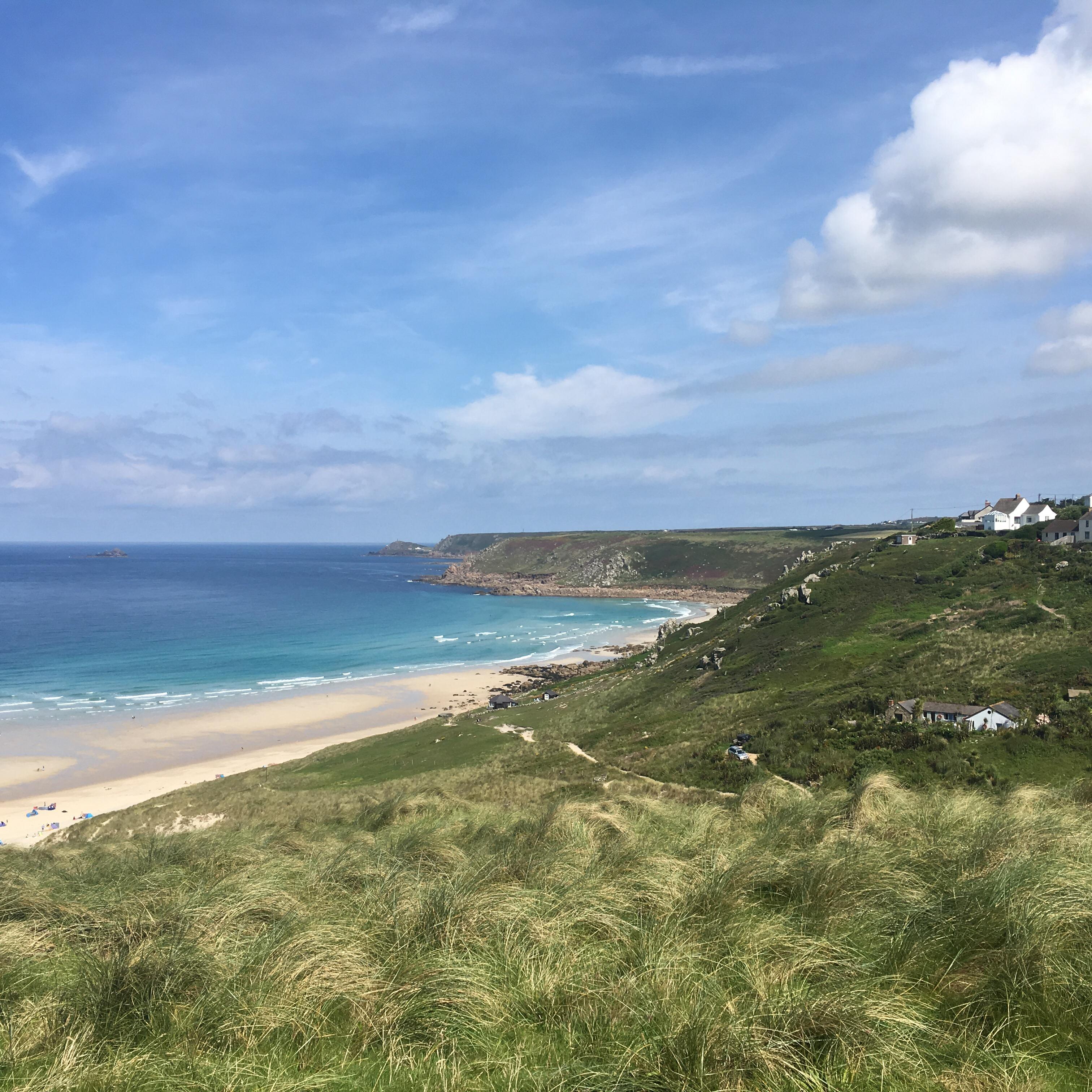 Three Toddlers, a Caravan and Cornwall
